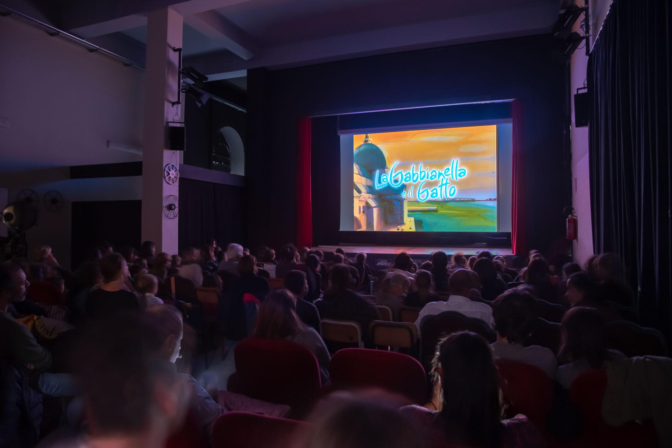 Torna il Piccolo Cinema al Regina Margherita